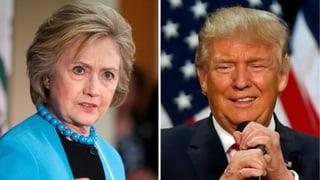 US-Wahlkampf nähert sich der Gürtellinie