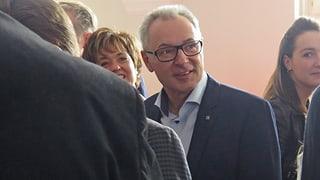 Zweiter Wahlgang bei Ausserrhoder Regierungsratswahlen  (Artikel enthält Video)