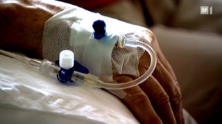 Chemotherapie ja oder nein - Wieso gibt's den Test nur in Luzern?