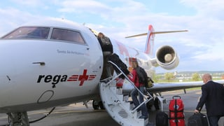 Erste Schweizer Hilfslieferungen bis Mitte Woche
