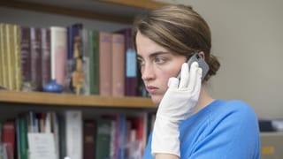 Eine junge Ärztin auf den Spuren eines Mörders