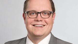 Patrick Walder soll die Zürcher SVP aus der Krise führen
