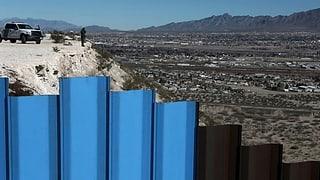 Grenzmauer gegen Mexiko: Schneidet sich Trump ins eigene Fleisch?