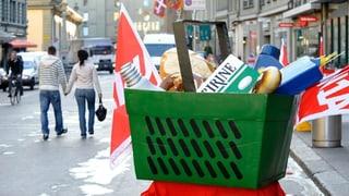 Schweizer Angestellte haben weniger Geld im Portemonnaie