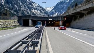 Keine Tunnel-Maut für den Gotthard