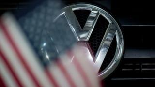 VW vor milliardenschwerer Einigung mit US-Behörden