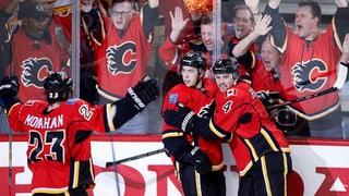 Grosses Comeback der Calgary Flames
