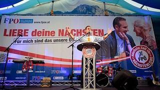 Ein Kabarettist hält dem korrupten Österreich den Spiegel vor