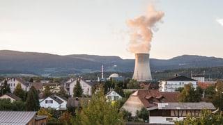 Schweizer AKW haben 2015 deutlich weniger Strom ins Netz gegeben