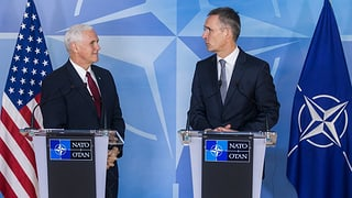 USA fordern mehr Geld von Nato-Ländern