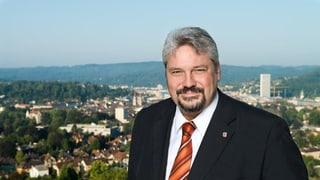Michael Künzle bleibt Stadtpräsident