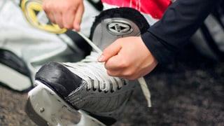 Milla, 12: «Ich möchte Eishockey-Profi werden»