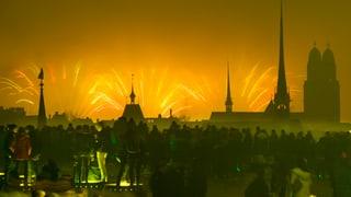 Silvesterzauber: Gefahr vor allem durch «privates» Feuerwerk