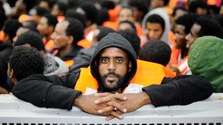 Flüchtlingsströme erreichen historisches Ausmass