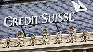 CS zieht sich aus deutschem Private Banking zurück