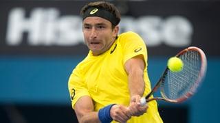 Federer-Gegner Matosevic: Das Warten auf den Durchbruch