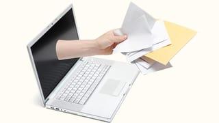 Internet- und Handyrechnung nur noch per E-Mail (Artikel enthält Audio)