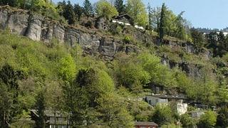Drohender Felssturz: In Weggis werden Wohnhäuser geräumt