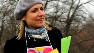 Olga Cieslarova: «Fasnacht ist eine Art mit der Wut umzugehen»