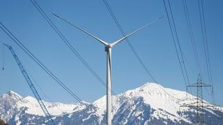 Die Schweiz ist punkto Energiewende noch nicht auf Kurs