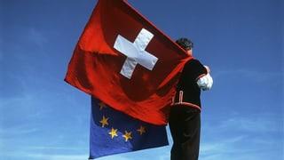 «Das Rahmenabkommen wird kommen, in welcher Form auch immer»