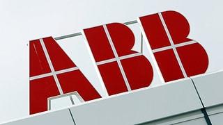 Mehr Umsatz, weniger Profit bei ABB