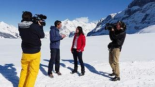 Video «Ueli Steck – Der schnellste Mann am Berg» abspielen