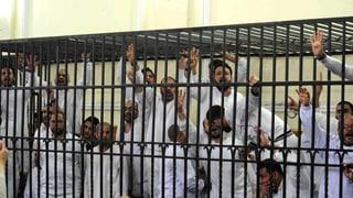 Ägypten verurteilt 183 Muslimbrüder zu Tode