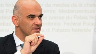 Alain Berset vul franar ils custs da sanadad