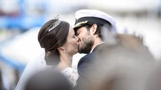 Carl Philip und Sofia: Ein Rückblick auf ihr erstes Ehejahr