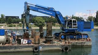 Rheinhäfen reagieren auf Klimawandel