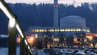 Plan für die Stilllegung des AKW Mühleberg