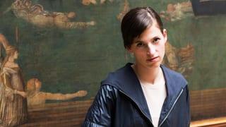 Künstlerin Pamela Rosenkranz zeigt Haut in Venedig