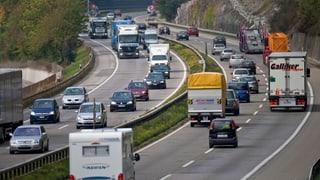 Autofahrer sollen mehr für Strassen bezahlen