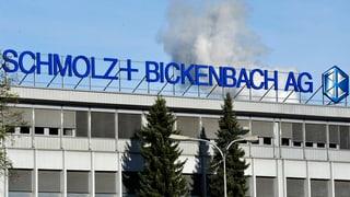 Zwischenschritt im Machtkampf um Schmolz+Bickenbach