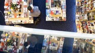 Ohne Buchläden nimmt die Schweizer Literatur ein schlechtes Ende