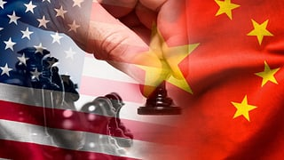 Die USA werfen China Manipulation vor