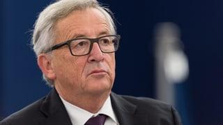 Juncker liebäugelt mit der europäischen Armee