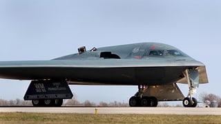 USA schicken atomwaffenfähige Bomber nach Korea