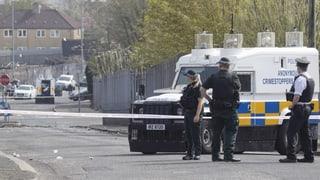 Polizei nimmt zwei Männer fest
