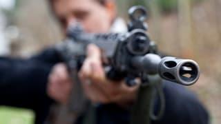 Nationalrat will besseren Schutz vor Gewalt mit Armeewaffe