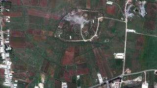 Fehlalarm löst syrische Raketenabwehr aus