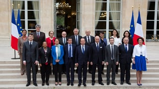 Frankreichs neue Regierung: Das «Kampfteam» ist einsatzbereit