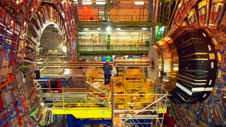 Video «Der Ring – Dokumentarfilm zu 60 Jahre CERN» abspielen