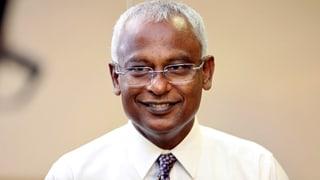Wider Erwarten jubelt die maledivische Opposition