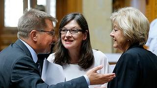 Silvia Schenker verärgert Basler SP