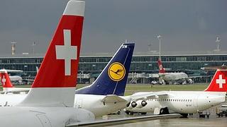 Swiss zurück in den schwarzen Zahlen