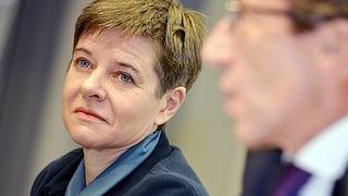Warum die Gemeinderatskommission mit der Spitalstrategie unzufrieden war und wie Claudia Nielsen reagierte.