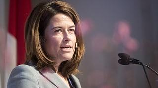 FDP-Präsidentin erhöht Druck auf CVP