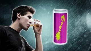 Video «Energy-Drinks: Turboboost oder Zuckersaft?» abspielen